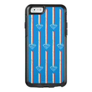 Blue Shield Pattern OtterBox iPhone 6/6s Case