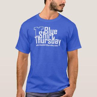 Blue Shirt Thursday Logo T-shirt
