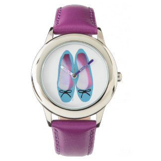 Blue Shoes Watch