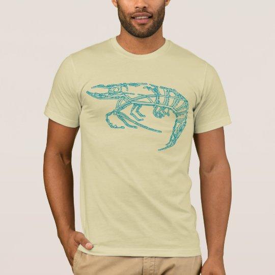 Blue Shrimp T-Shirt
