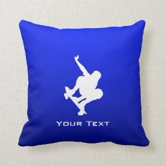 Custom Sports Themed Throw Cushions Zazzle Co Uk