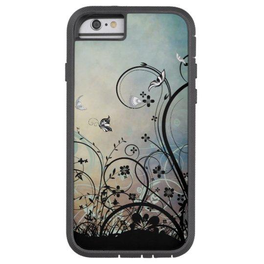 Blue Skies & Butterflies Tough Xtreme iPhone 6