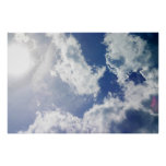 Blue Skies Print