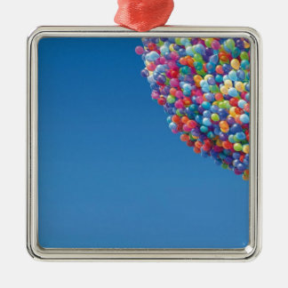 Blue Sky and Baloons! Christmas Ornament