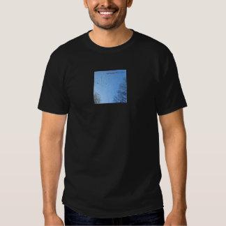 Blue Sky And Rain Tee Shirt