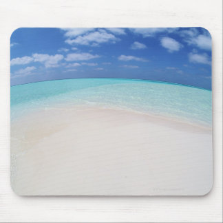 Blue sky and sea 10 mouse mat