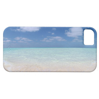 Blue sky and sea 11 barely there iPhone 5 case