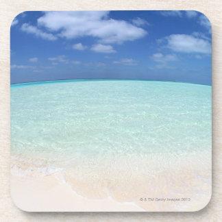 Blue sky and sea 12 coaster