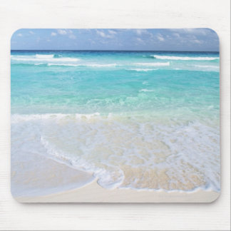 Blue sky and sea 13 mouse mat