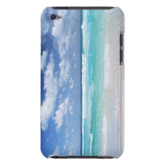 Blue sky and sea 14 barely there iPod cover
