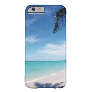 Blue sky and sea 15 barely there iPhone 6 case