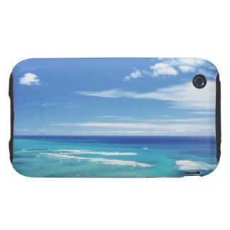 Blue sky and sea 17 iPhone 3 tough cases