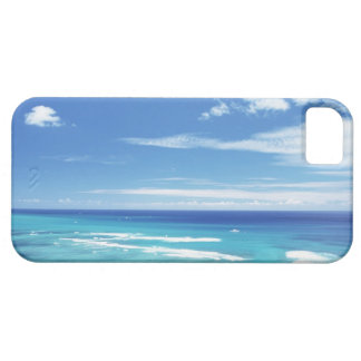 Blue sky and sea 17 iPhone 5 covers