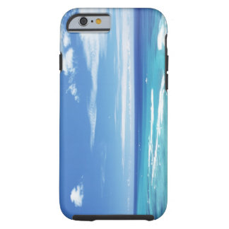 Blue sky and sea 17 tough iPhone 6 case