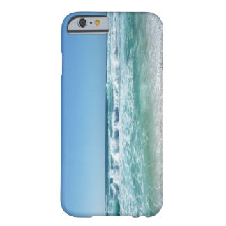 Blue sky and sea 18 barely there iPhone 6 case