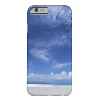 Blue sky and sea 2 barely there iPhone 6 case
