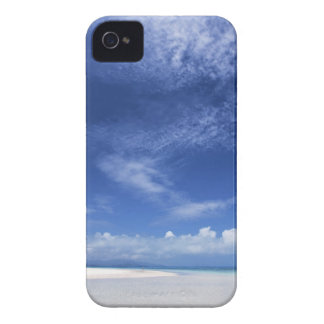 Blue sky and sea 2 Case-Mate iPhone 4 cases