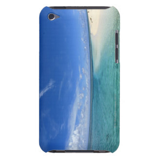 Blue sky and sea 6 barely there iPod case