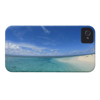 Blue sky and sea 6 iPhone 4 cases