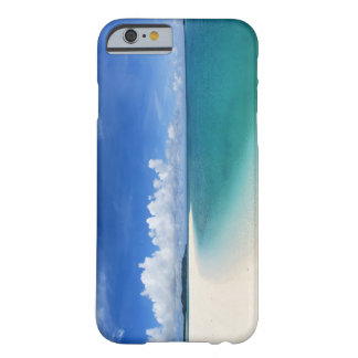 Blue sky and sea 7 barely there iPhone 6 case