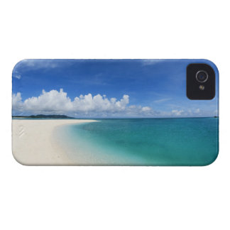 Blue sky and sea 7 iPhone 4 Case-Mate cases