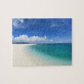 Blue sky and sea 7 jigsaw puzzle