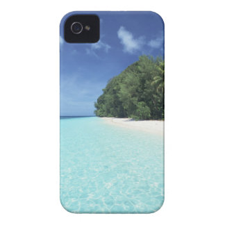 Blue sky and sea 8 Case-Mate iPhone 4 cases
