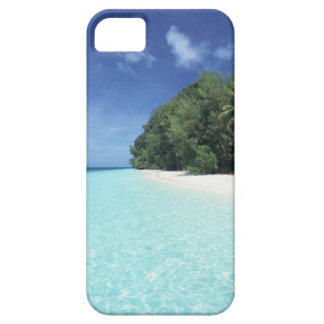 Blue sky and sea 8 iPhone 5 cases