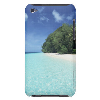Blue sky and sea 8 iPod touch covers