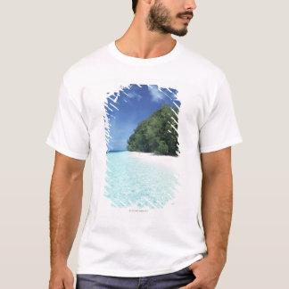 Blue sky and sea 8 T-Shirt