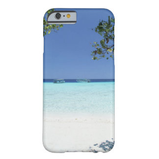 Blue sky and sea 9 barely there iPhone 6 case