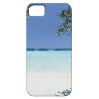 Blue sky and sea 9 case for the iPhone 5