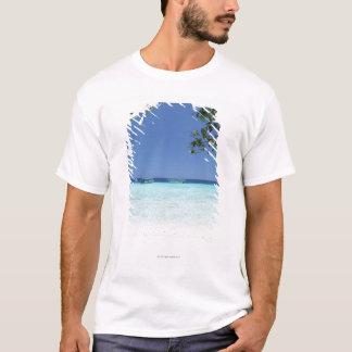 Blue sky and sea 9 T-Shirt