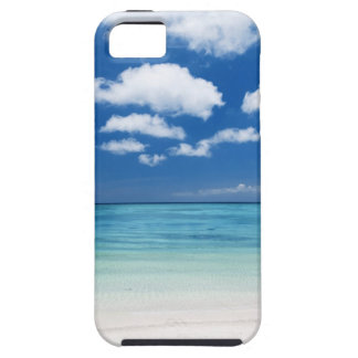 Blue sky and sea iPhone 5 cases