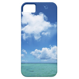 Blue Sky and the Sea Barely There iPhone 5 Case