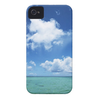 Blue Sky and the Sea iPhone 4 Case-Mate Cases