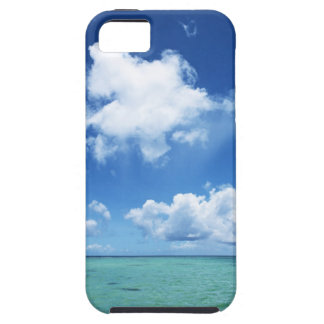 Blue Sky and the Sea iPhone 5 Case