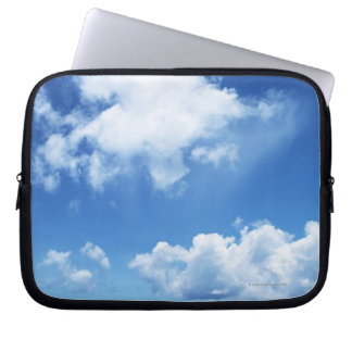 Blue Sky and the Sea Laptop Sleeve
