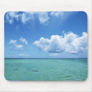 Blue Sky and the Sea Mouse Pad