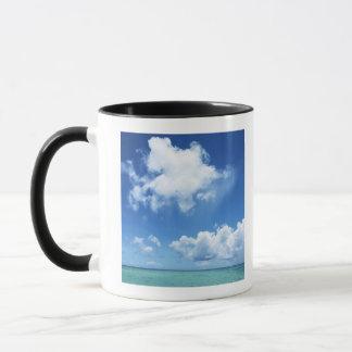 Blue Sky and the Sea Mug