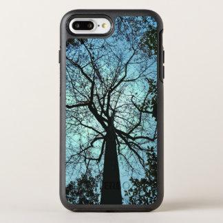 Blue Sky Black Tree OtterBox Symmetry iPhone 8 Plus/7 Plus Case