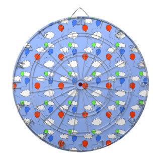 blue sky, free balloons dartboards
