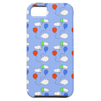 blue sky, free balloons iPhone 5 covers