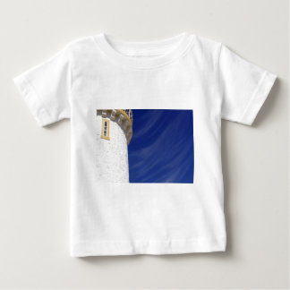 Blue Sky Lighthouse Baby T-Shirt