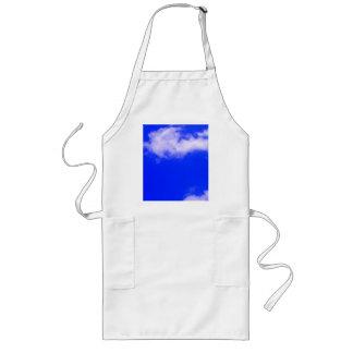 Blue Sky Long Apron