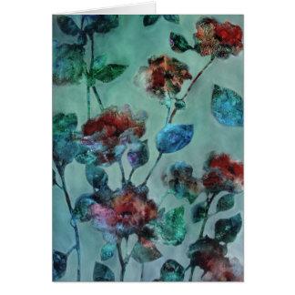Blue Sky • Michelle Abrams - card