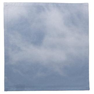 Blue Sky Napkins