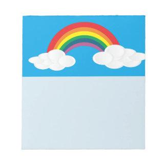 Blue Sky Notepad