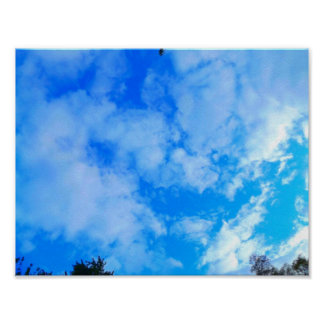 Blue Sky Value Poster Paper (Matte)
