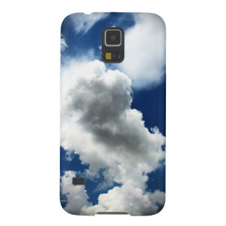 Blue Sky with Clouds Galaxy S5 Cases